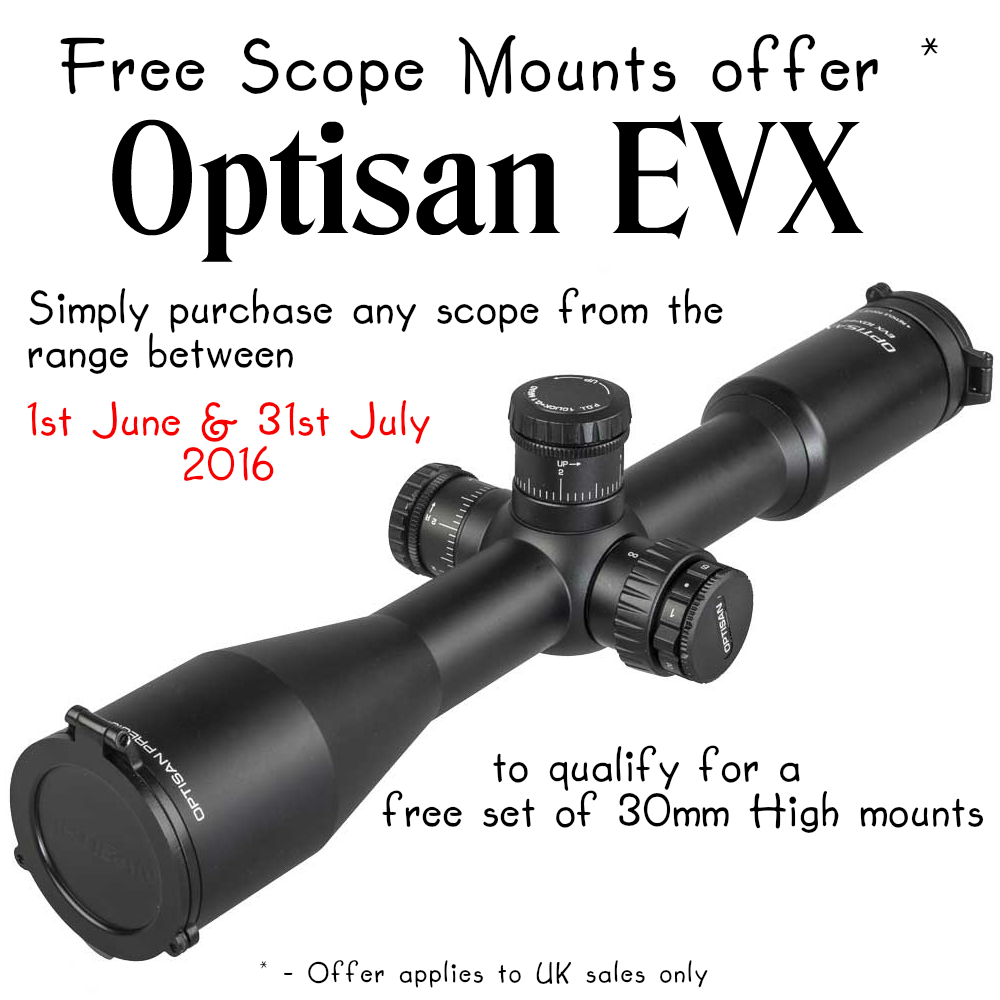Optisan EVX Promotion