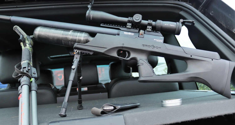 Brocock Sniper HR