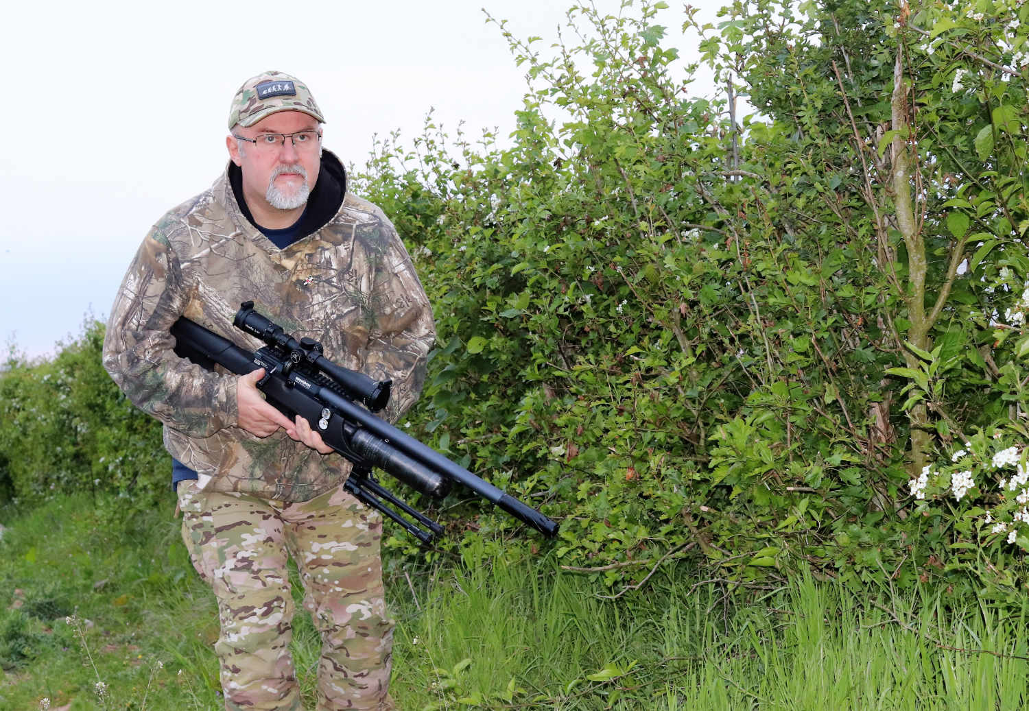 Stalking with the Bantam Sniper HR